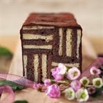 Schwarz-Weiß-Kuchen