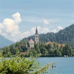 Slowenien: Tief hinunter und hoch hinaus