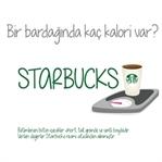 Starbucks Kahve Çeşitleri ve Kalorileri