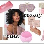 Trending: pastel pink beauty