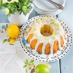 Zitronen-Limetten-Gugelhupf