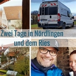 Zwei Tage in Nördlingen und dem Ries