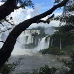 Arjantin İguazu Şelaleleri