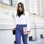 BLOUSE AND SWEATER IN COMBINATION & PLATFORMS