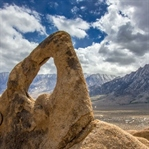 CA mal anders - wandern in den Alabama Hills