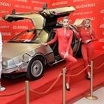 DeLorean DMC-12 İstanbul Autoshow 2017 Fuarında