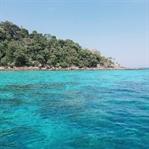 Der Koh Surin Meeres-Nationalpark