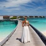Ein Brautkleid auf Reisen: Fakten