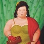 'Fernando Botero' Anna Laudel Contemporary'de