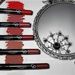 Golden Rose Matte Lipstick Crayon - Mat Kalem Ruj
