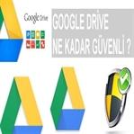Google Drive Ne Kadar Güvenli!