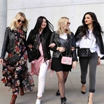 HOW TO STYLE A LEATHER JACKET IN 4 DIFFERENT WAYS