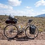 Karoobaix: Mit dem Fahrrad durch die Karoo-Wüste
