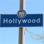 Katrin goes to Hollywood: Das PacificDesignCentre.