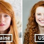 Kızıl Saçların İnanılmaz Güzellikleri