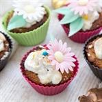 Kokosnuss Cupcakes Paleo