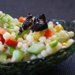 Kolay Kuskus Salatası