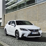 Lexus, İstanbul Autoshow'da Yeni CT'yi Tanıtacak