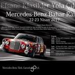 Mercedes-Benz Bahar Rallisi'ne Günler Kaldı!