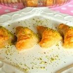 Milföy Hamurundan Şöbiyet Tatlısı Tarifi