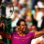Monte Carlo'da 10. Kez Şampiyon Nadal