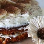 Muzlu Pandispanya Pasta ( Videolu)