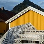 Norwegische Sauna-und Bade Architektur