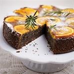 Orangen Mohn Kuchen