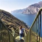 Panoramaweg am Gardasee