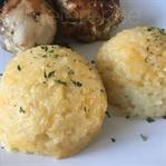 Peynirli Pilav Topları (Melerence Tarifi)