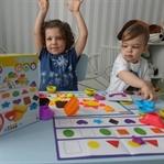 Play-Doh Şekil Ver& Öğren Serisi Bir Harika!