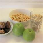 Pratik Tatlı: Elmalı Tarçınlı Enerji Barları
