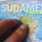 Reiseroute durch Südamerika planen