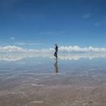 Salar de Uyuni - der größte Spiegel der Welt