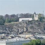 Salzburg: Naherholungsgebiet Kapuzinerberg