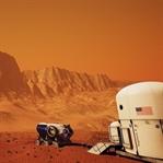 SpaceX'in Gözü Mars'ta!