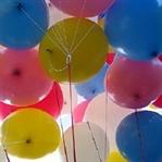 Uçan Balonlarda Neden Helyum Gazının Kullanılır