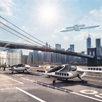 Uçan Taksi Vtol Deneme Uçuşunu Geçti