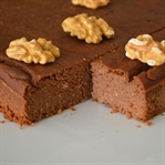 Unsuz Şekersiz Brownie ( Kuru Fasulyeli Brownie)