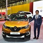 Yeni Renault Koleos ve Captur İstanbul Autoshow'da