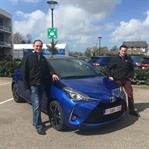 Yenilenen Toyota Yaris'te Türk İmzası