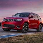707 Hp'lik Jeep Grand Cherokee!