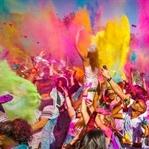 Baharın Rengi – Holi Festivali