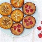 Bananen Muffins aus nur 2 Zutaten