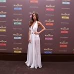 Bensu Soral'ın Cannes Şıklığı