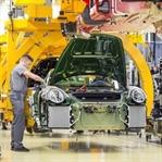 Bir Milyonuncu Porsche 911, Üretim Hattından İndi