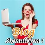 Blog Açmayı Düşünürmüsünüz ?