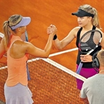 Bouchard - Sharapova