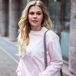 Brand Revival: FILA Classic Sweater rosa
