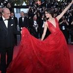 Cannes 2017 Kıyafetleri Kırmızı Halı